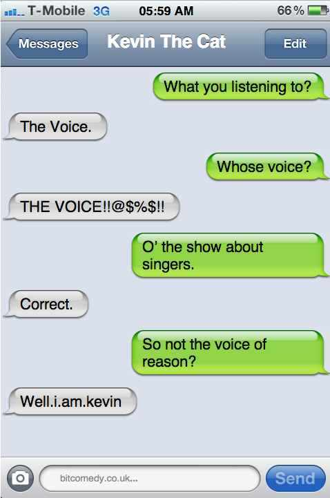 funny messages for kids